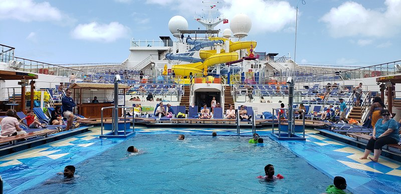 What's New On Carnival Sunrise? A Conversation With